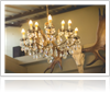 Types of chandeliers in San Jose, CA
